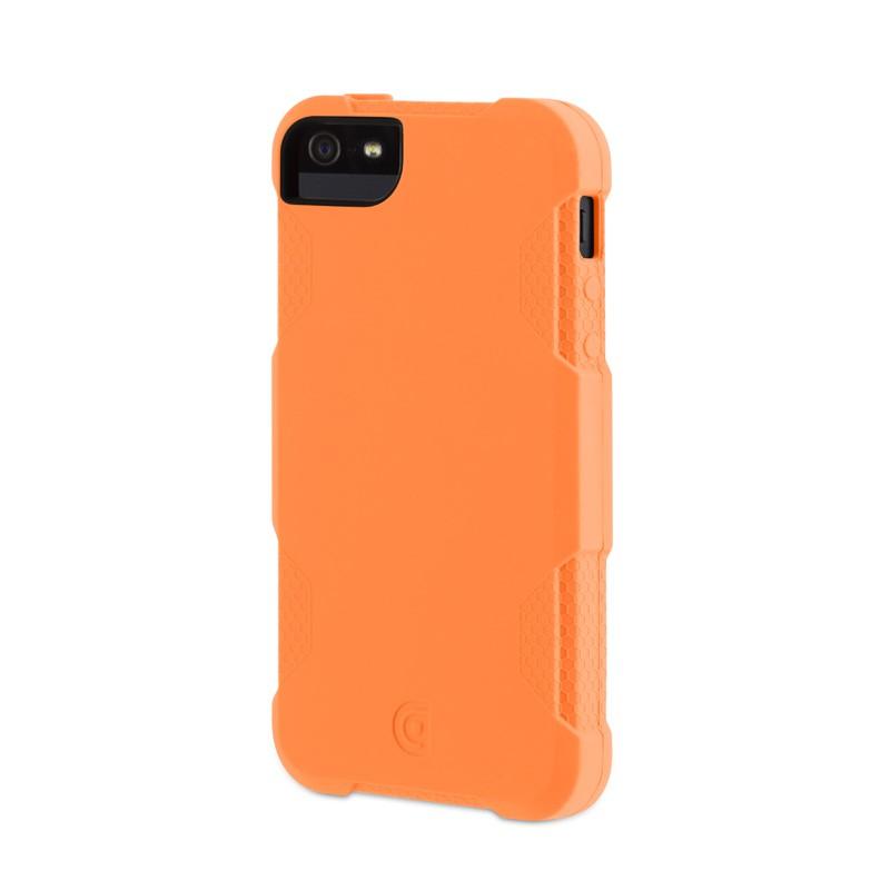 Griffin Protector iPhone 5 Fluor Orange - 1