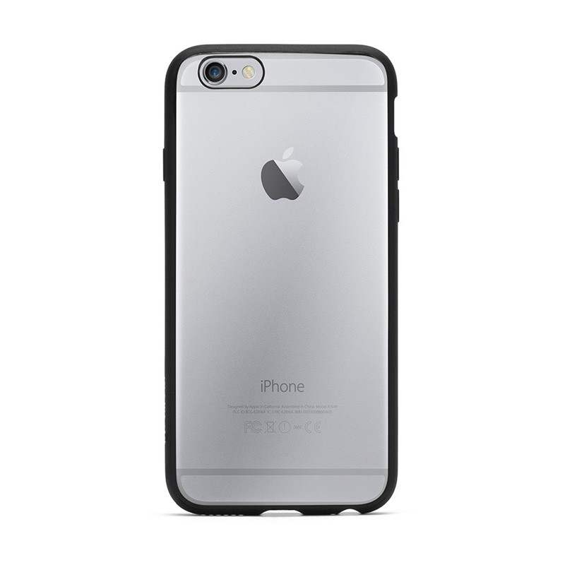 Griffin Reveal iPhone 6 Black/Clear - 1