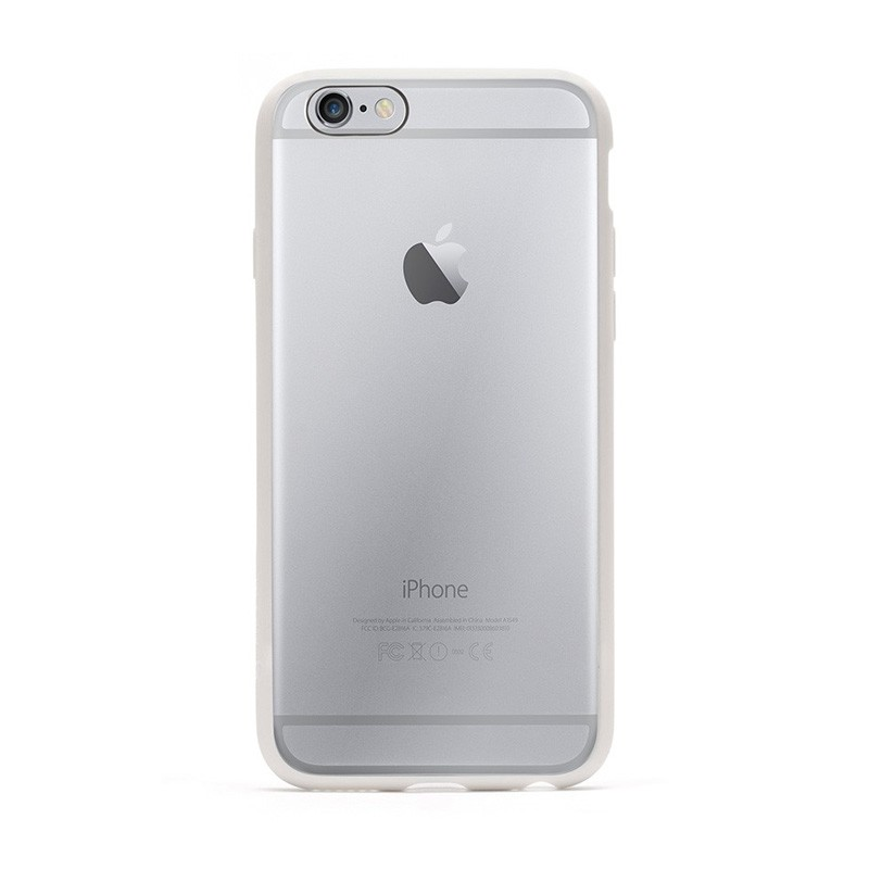 Griffin Reveal iPhone 6 White/Clear - 1