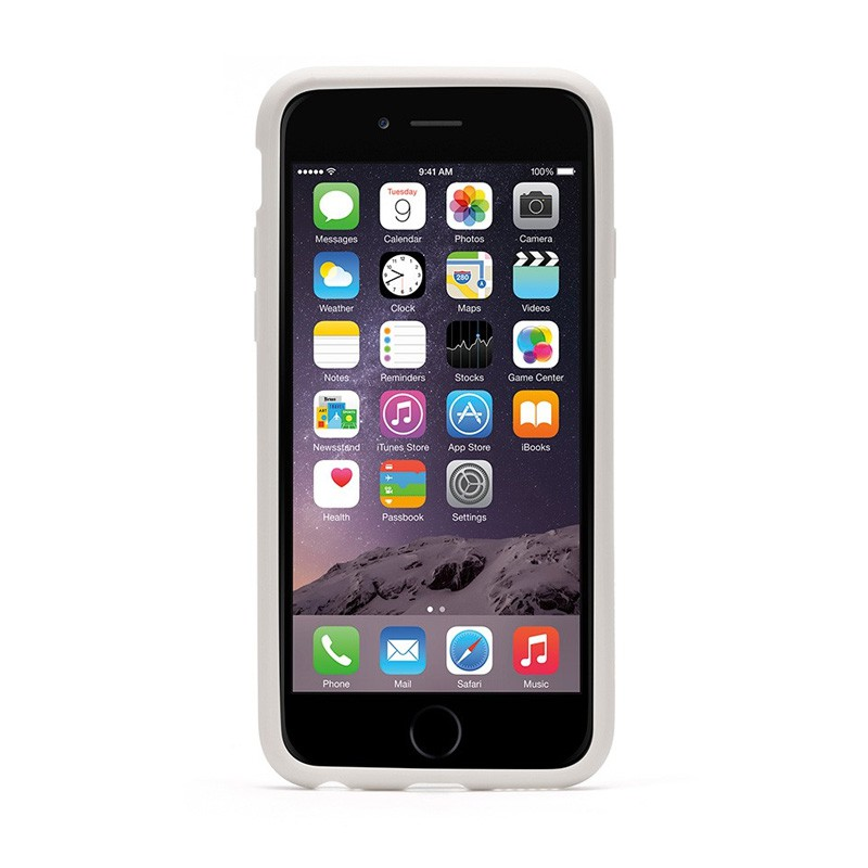 Griffin Reveal iPhone 6 White/Clear - 2