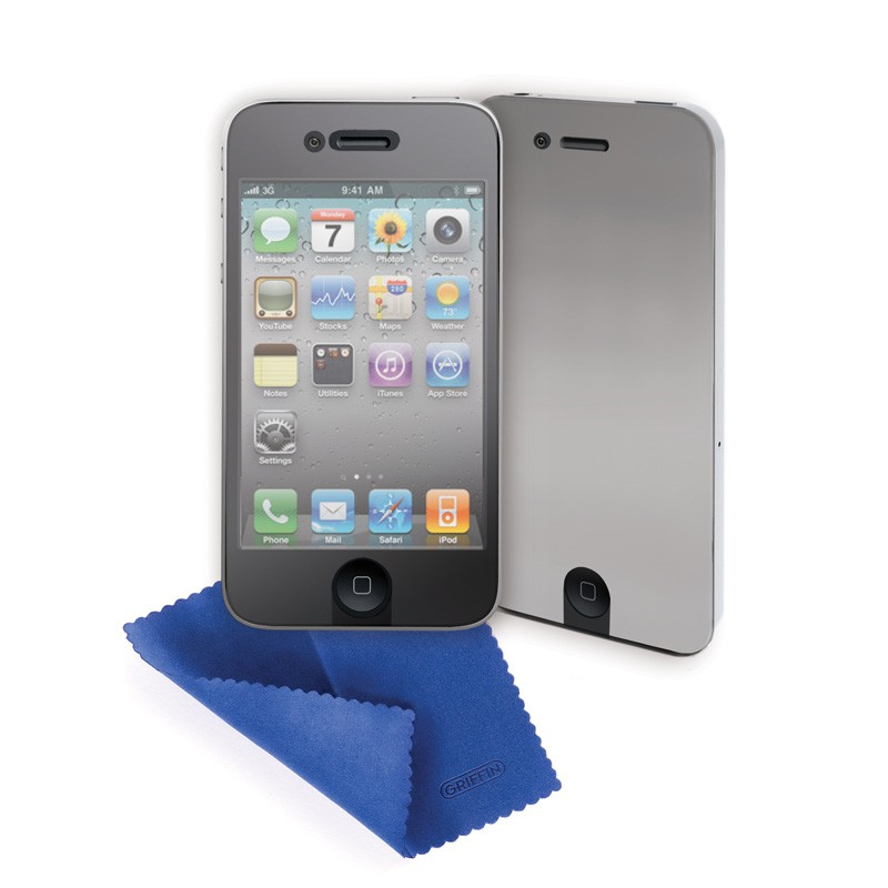 Griffin Screen Care Kit iPhone 4 Mirror