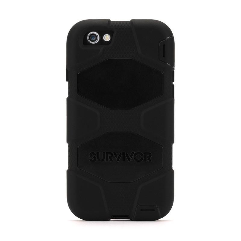 Griffin Survivor Extreme Duty Case iPhone 6 Black - 2