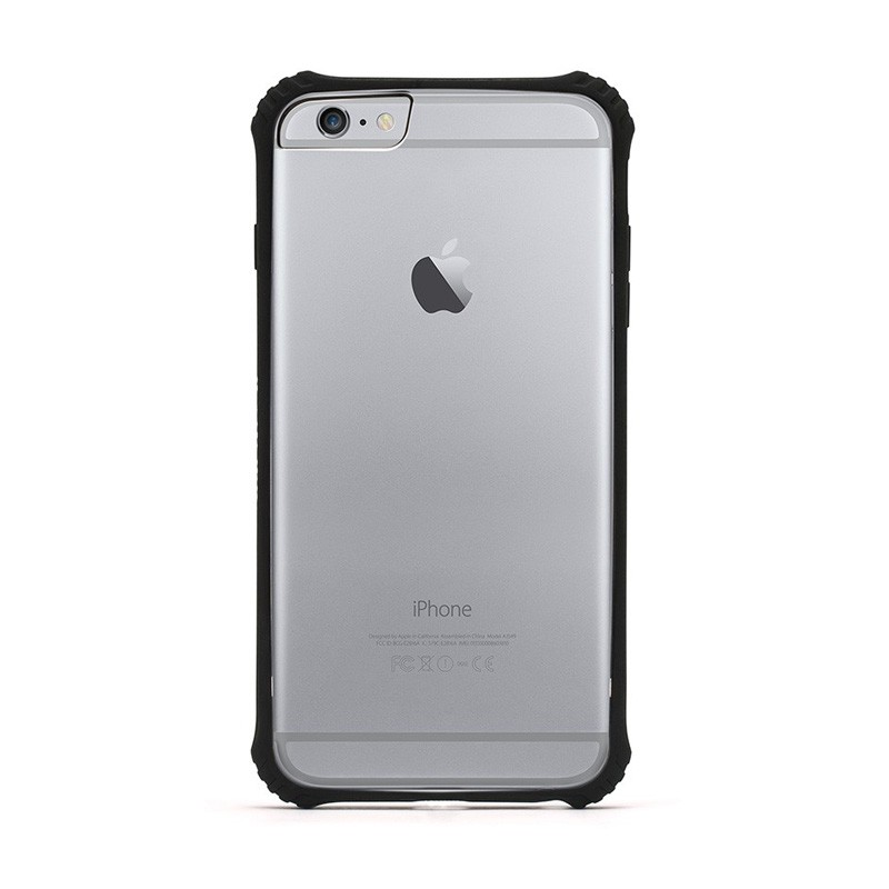 Griffin Survivor Clear iPhone 6 Black/Clear - 1