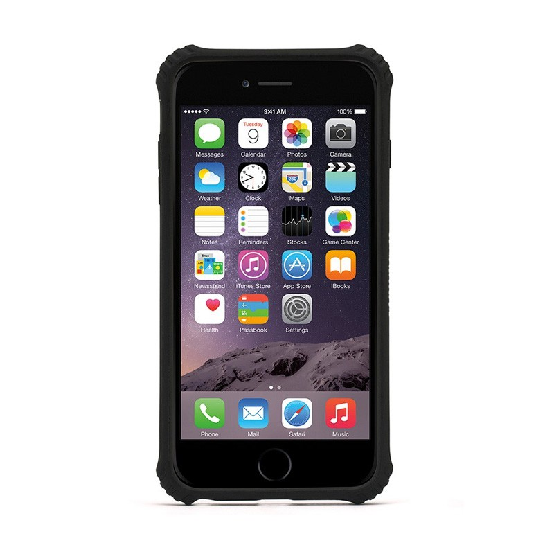 Griffin Survivor Clear iPhone 6 Black/Clear - 2