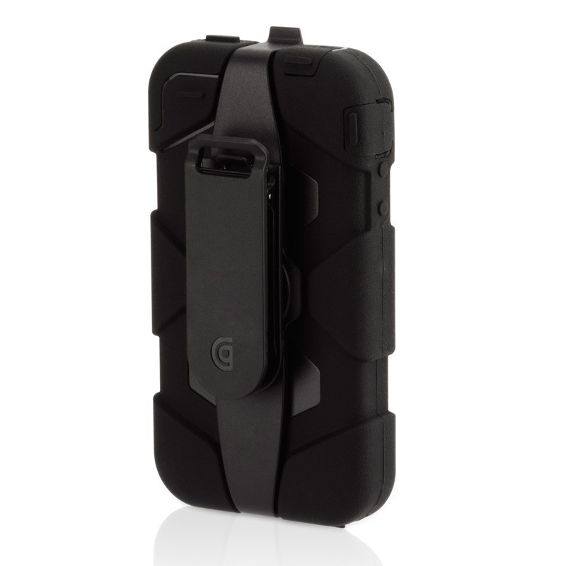 Griffin Survivor iPhone 4 Black - 1