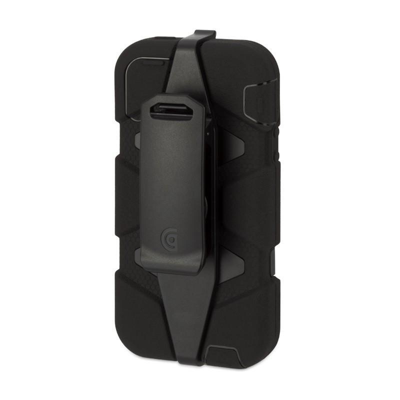 Griffin Survivor iPhone 5 Black met TouchID -3