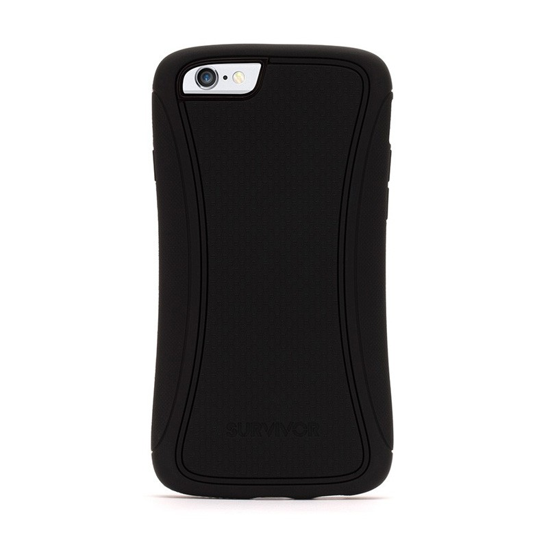 Griffin Survivor Slim iPhone 6 Black - 1