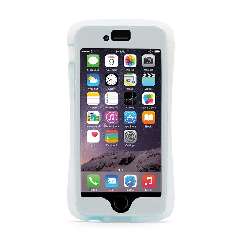 Griffin Survivor Slim iPhone 6 Clear/Blue - 2