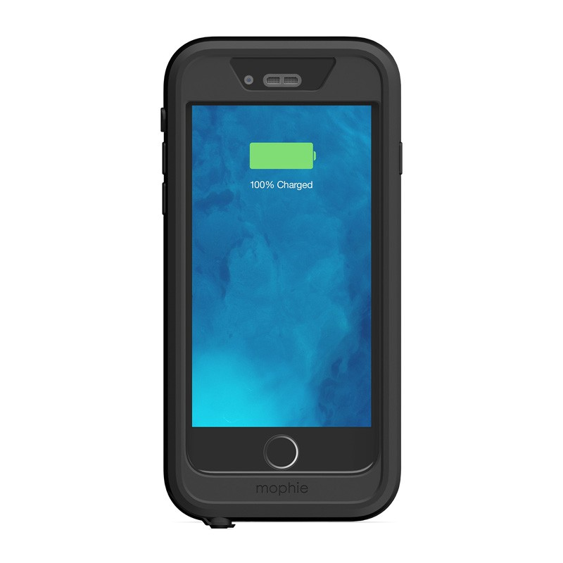 Mophie Juice Pack H2PRO iPhone 6 Black - 4