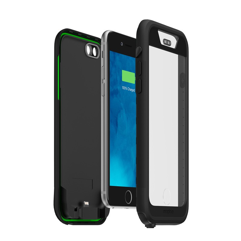 Mophie Juice Pack H2PRO iPhone 6 Black - 7