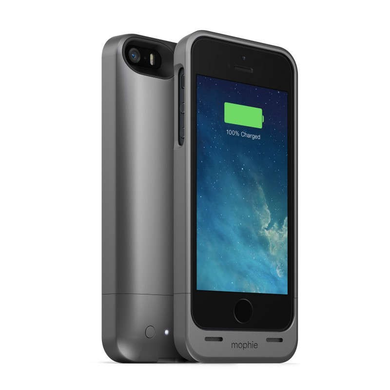 mophie juice pack helium iPhone 5 Black - 9