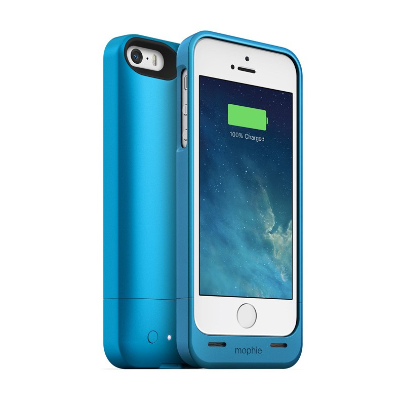 Mophie Juice Pack Helium iPhone 5/5S Blue - 4