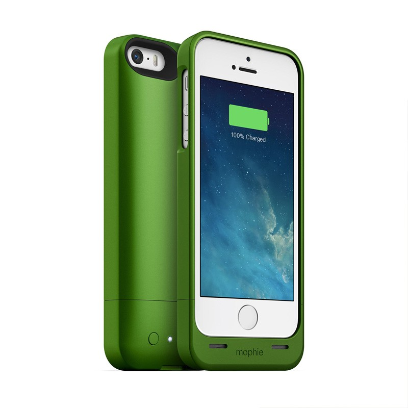 Mophie Juice Pack Helium iPhone 5/5S Green - 4