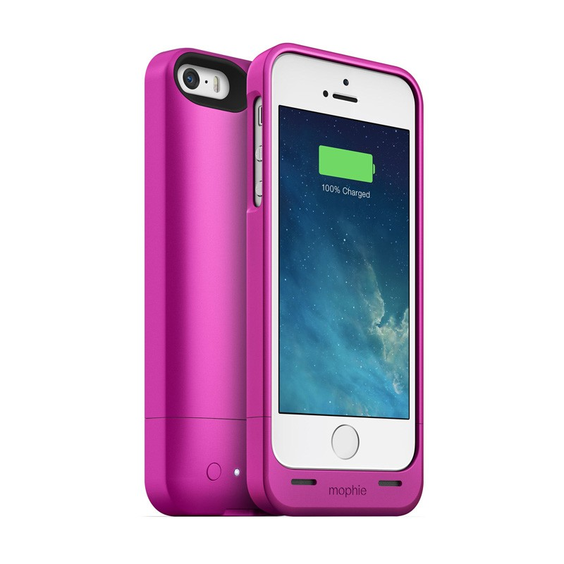 Mophie Juice Pack Helium iPhone 5/5S Pink - 4