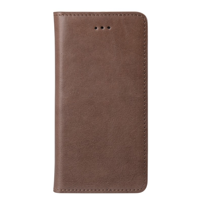 Mekco Herman Wallet Case iPhone 6/6S Brown - 1