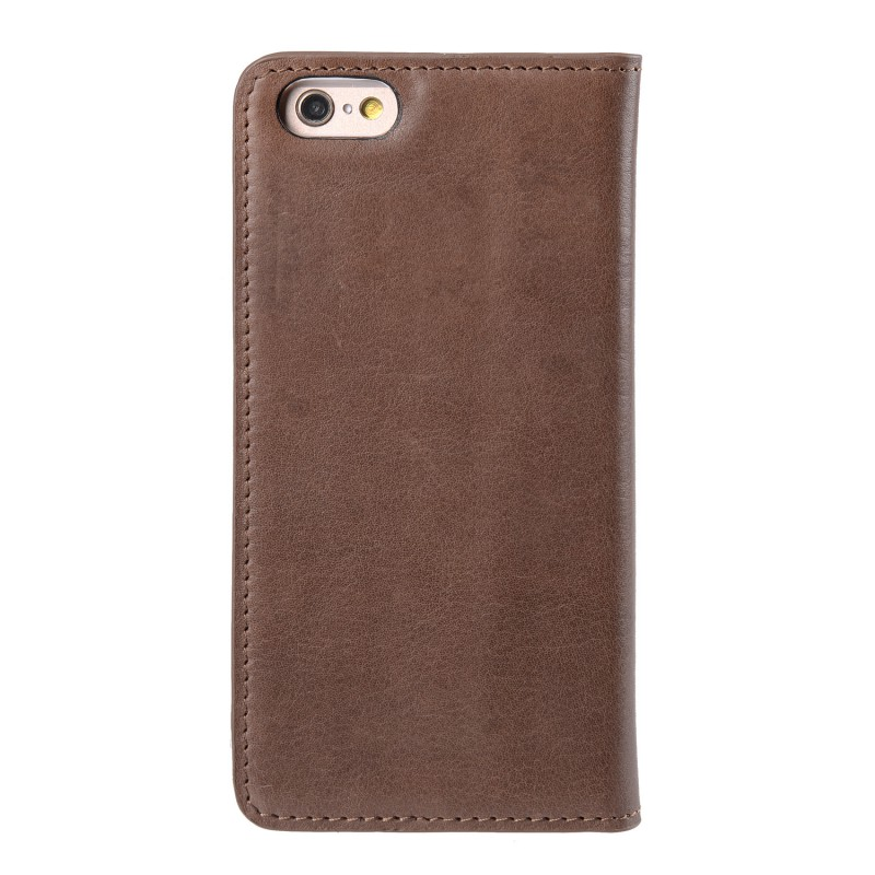 Mekco Herman Wallet Case iPhone 6/6S Brown - 2