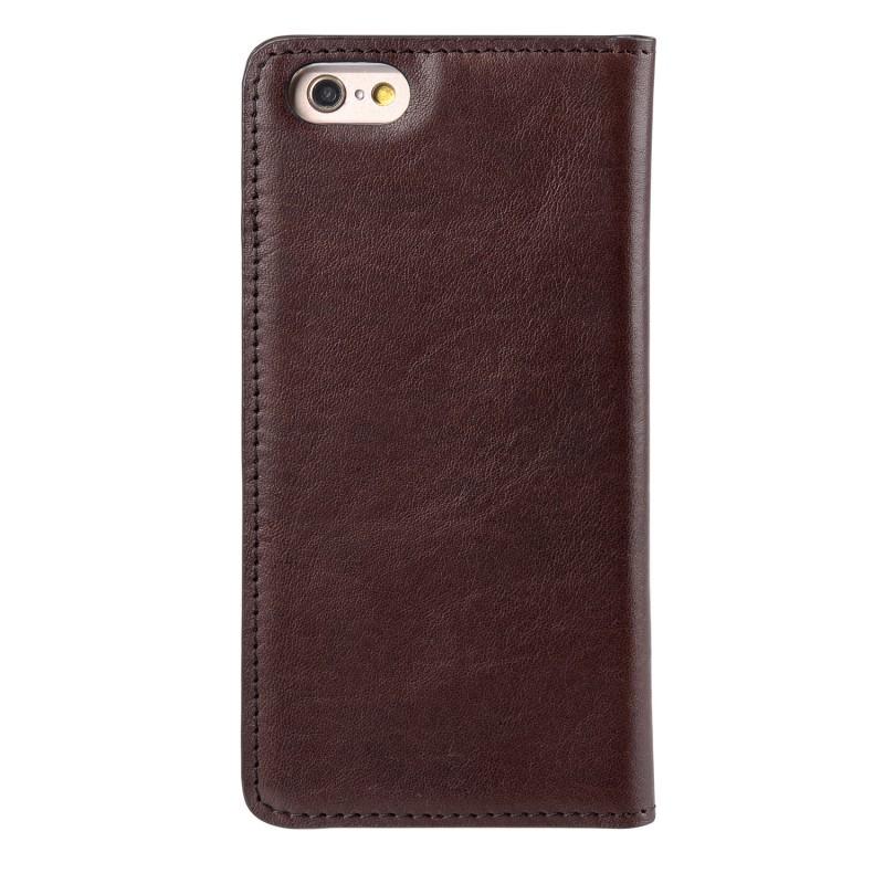 Mekco Herman Wallet Case iPhone 6/6S Dark Brown - 2