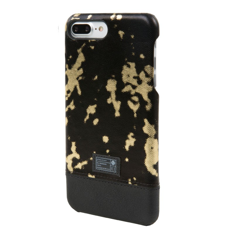 Hex Focus Case iPhone 7 Plus Black/Gold - 1