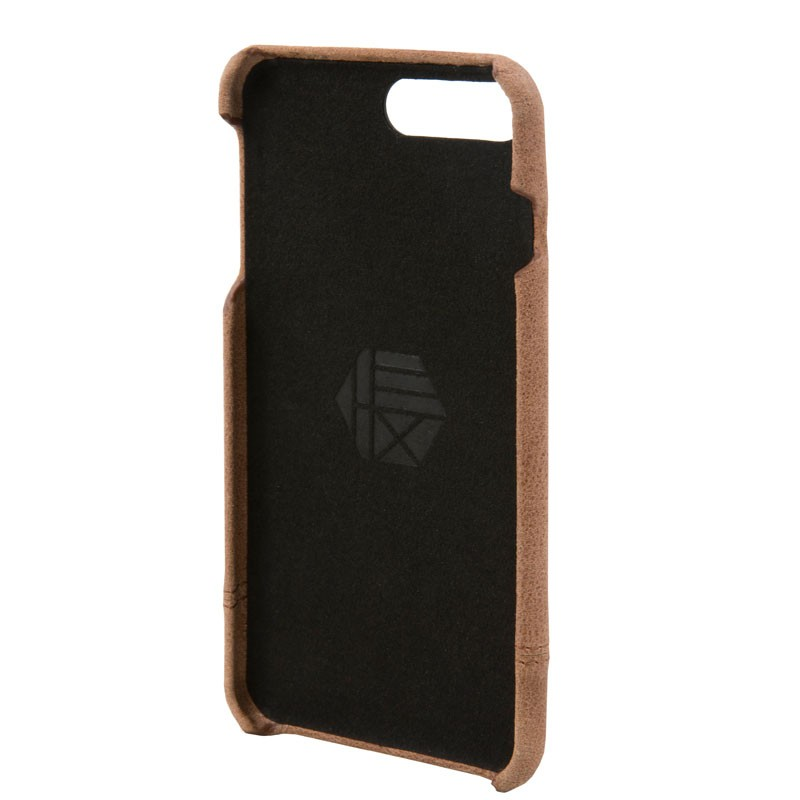 Hex Focus Case iPhone 7 Plus Brown - 3