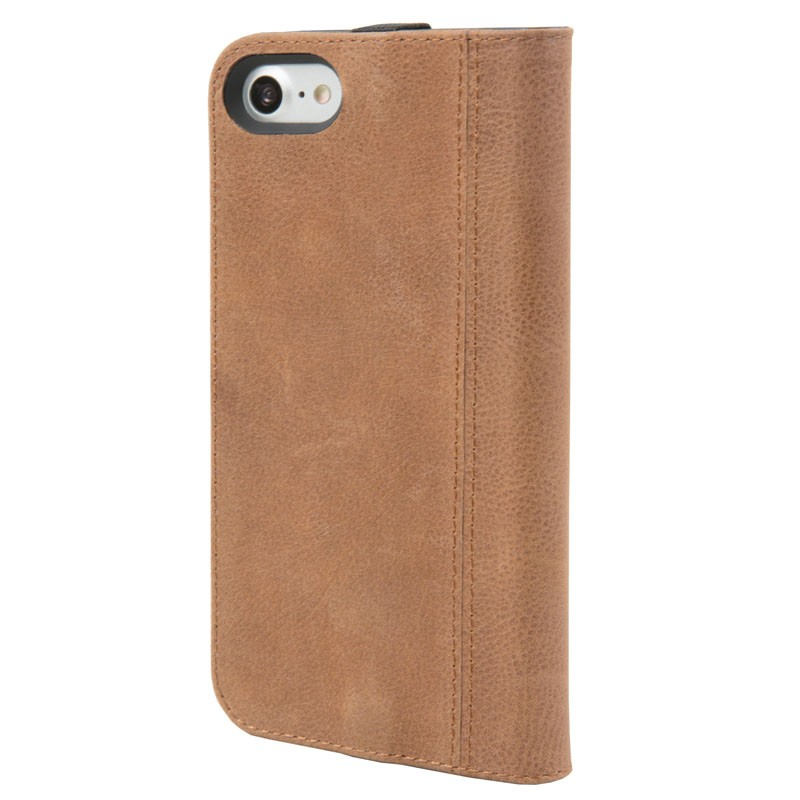 Hex Icon Wallet iPhone 7 Brown - 2