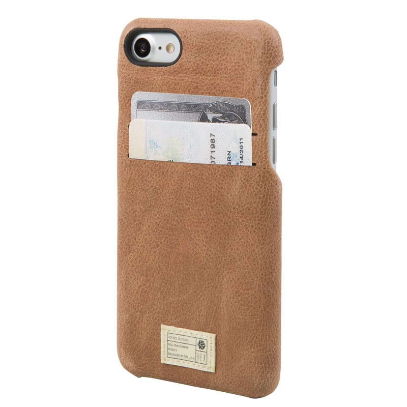 Hex Solo Wallet iPhone 7 Brown - 1