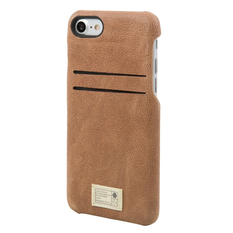 Hex Solo Wallet iPhone 7 Brown - 2