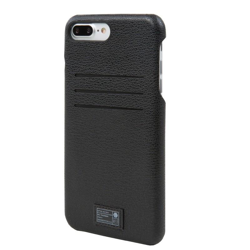 Hex Solo Wallet iPhone 7 Plus Hoesje Black - 2