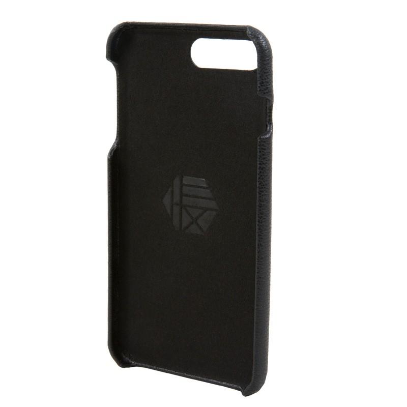 Hex Solo Wallet iPhone 7 Plus Hoesje Black - 4