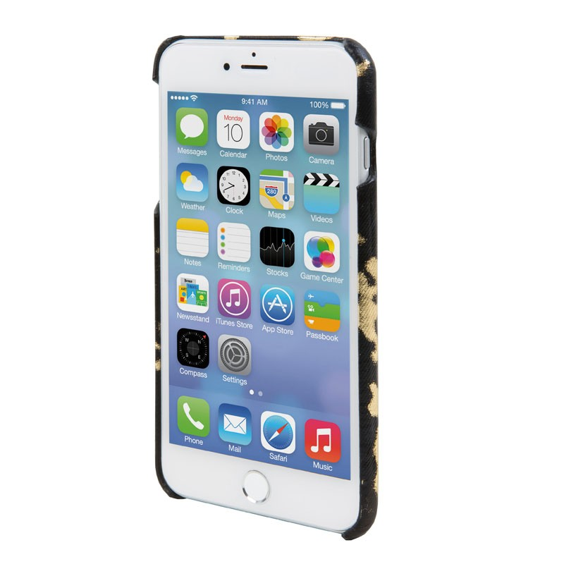 Hex Solo Wallet iPhone 7 Plus Hoesje Black/Gold - 3