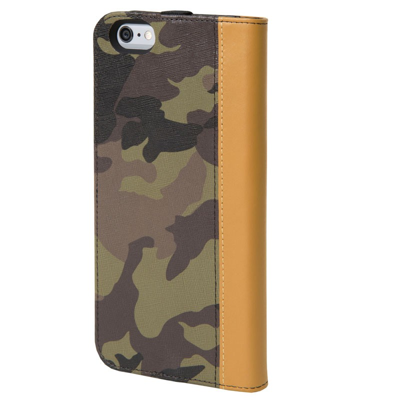 HEX Icon Wallet Case iPhone 6 Plus Camo - 2