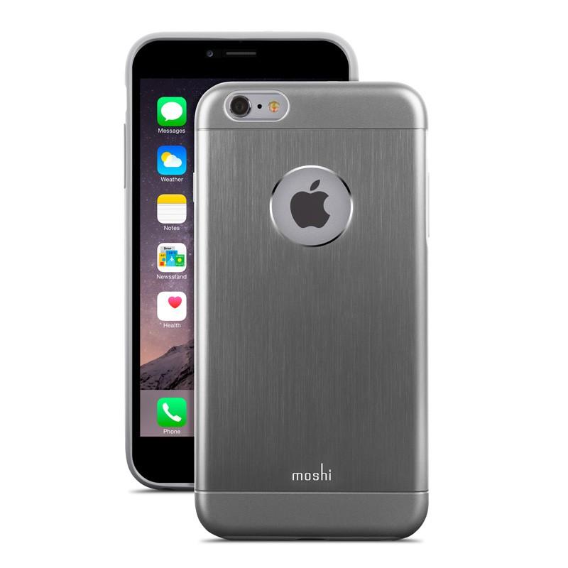 Moshi iGlaze Armour iPhone 6 Black - 1