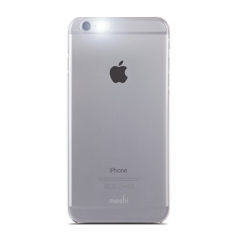 Moshi iGlaze XT iPhone 6 Clear - 5