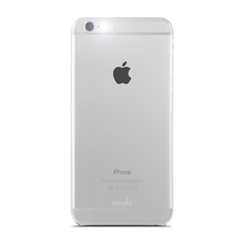 Moshi iGlaze XT iPhone 6 Clear - 2