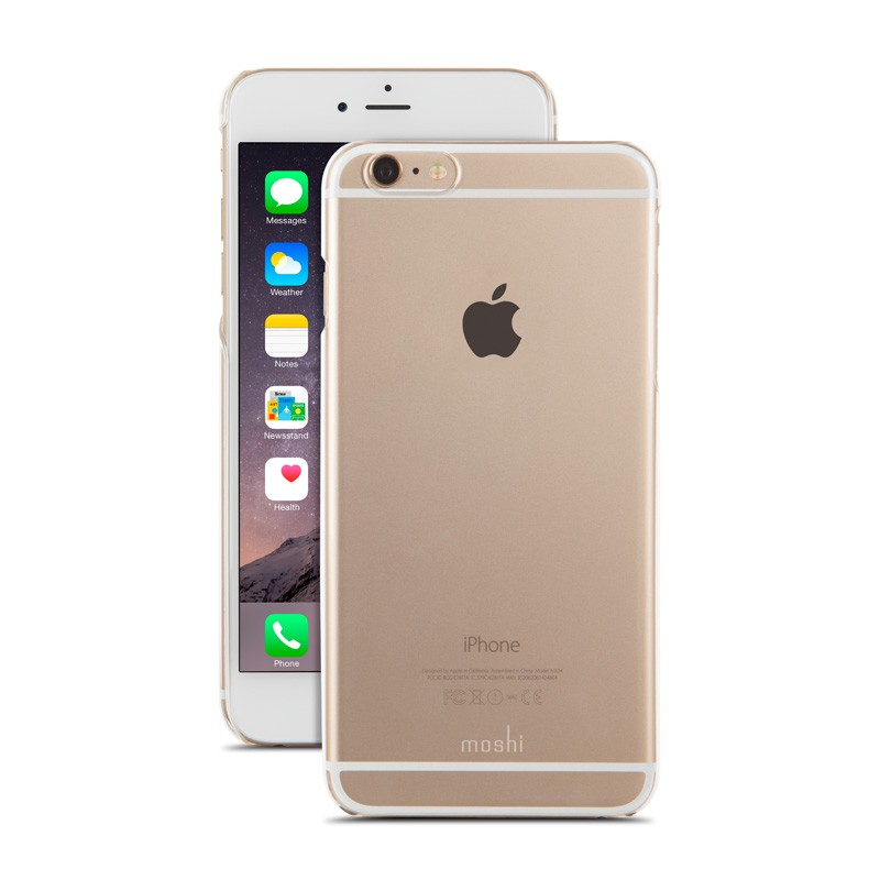 Moshi iGlaze XT iPhone 6 Clear - 7