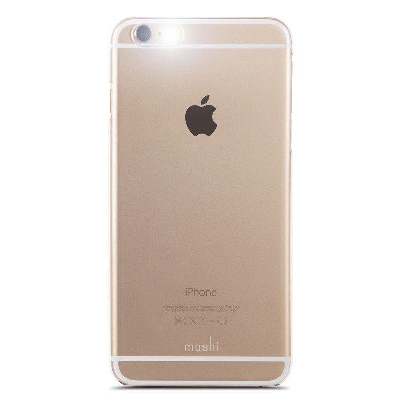 Moshi iGlaze XT iPhone 6 Clear - 8