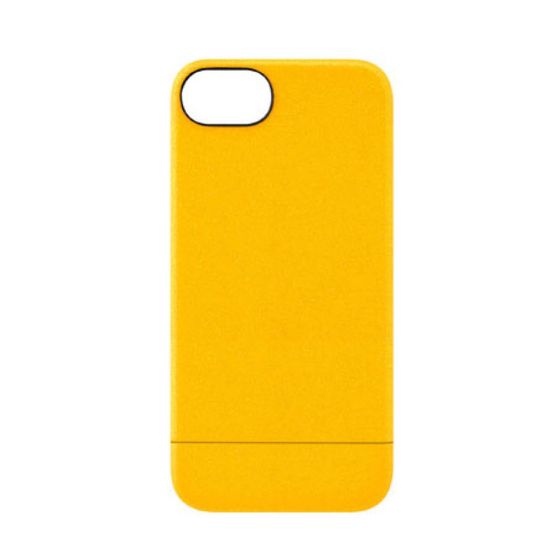 Incase Crystal Slider Case iPhone 5 (Electric Yellow) 01