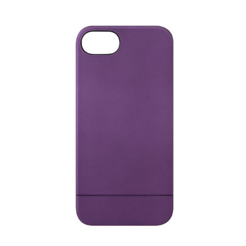 Incase Metallic Slider Case iPhone 5 (Dark Mauve) 01
