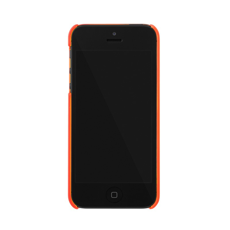 Incase Snap Case iPhone 5 Orange - 2