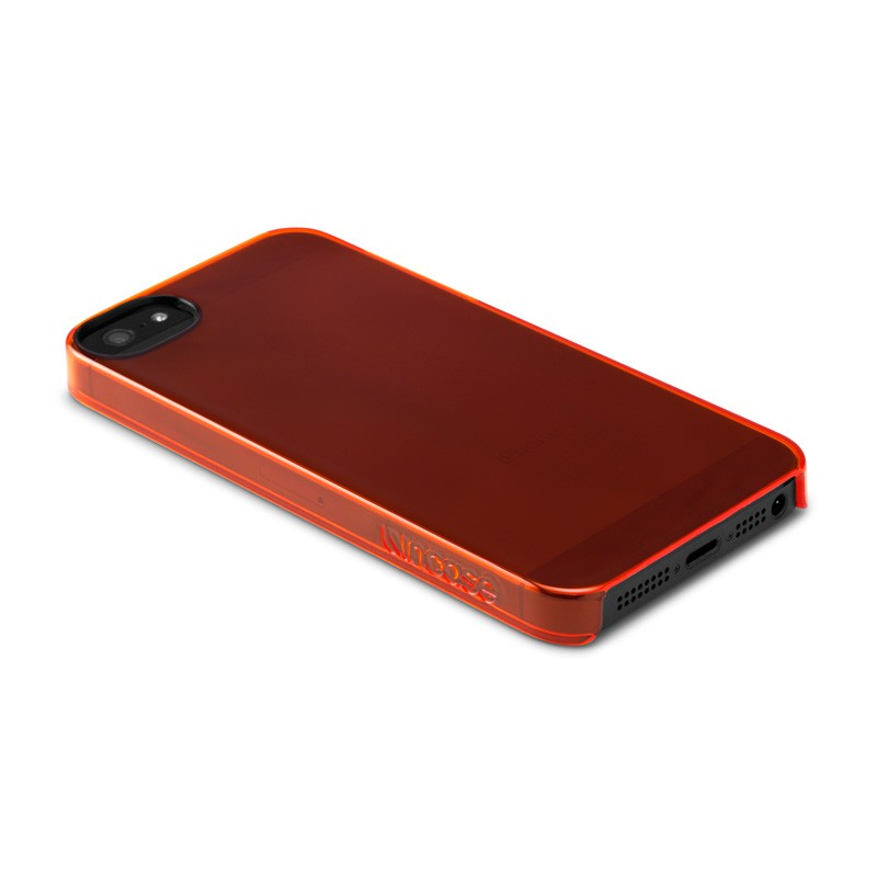 Incase Snap Case iPhone 5 Orange - 3