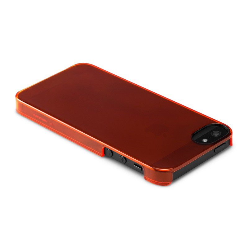 Incase Snap Case iPhone 5 Orange - 4