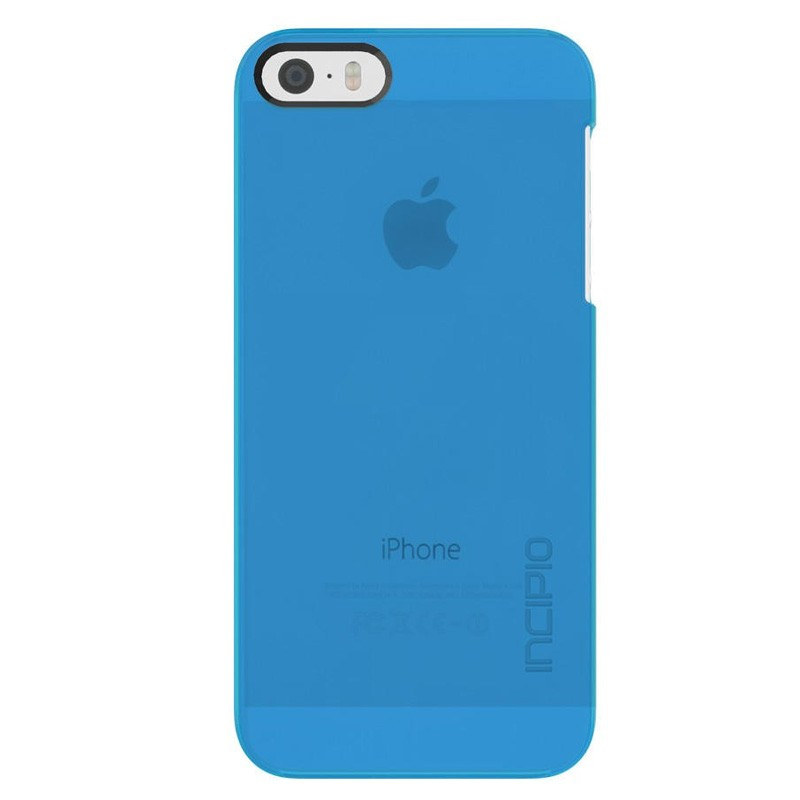 Incipio Feather Pure iPhone SE / 5S / 5 Cyan Blue - 4