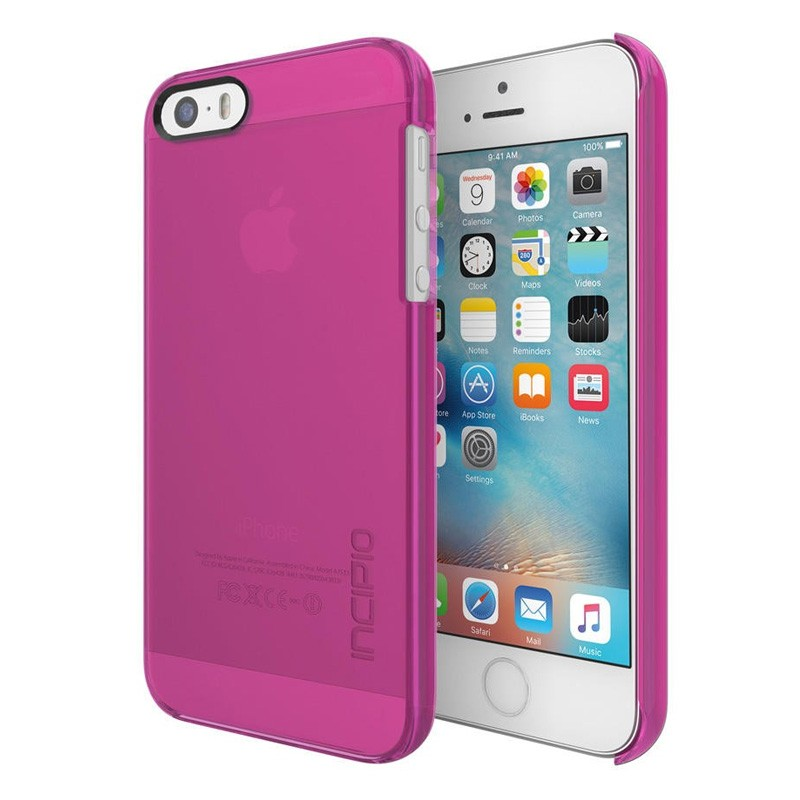 Incipio Feather Pure iPhone SE / 5S / 5 Pink - 1