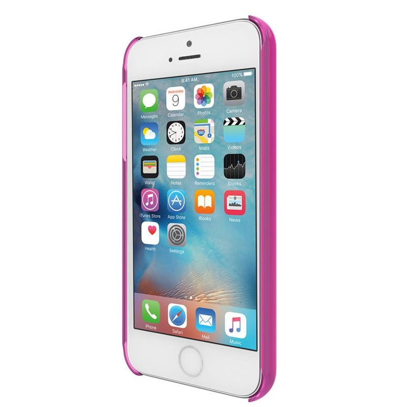 Incipio Feather Pure iPhone SE / 5S / 5 Pink - 3