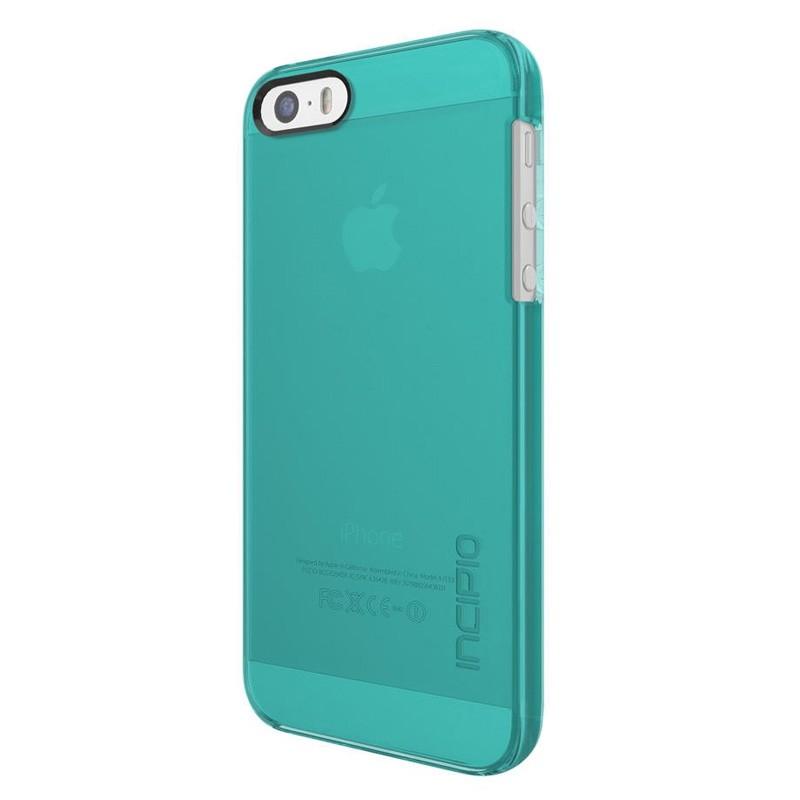 Incipio Feather Pure iPhone SE / 5S / 5 Turqoise - 2