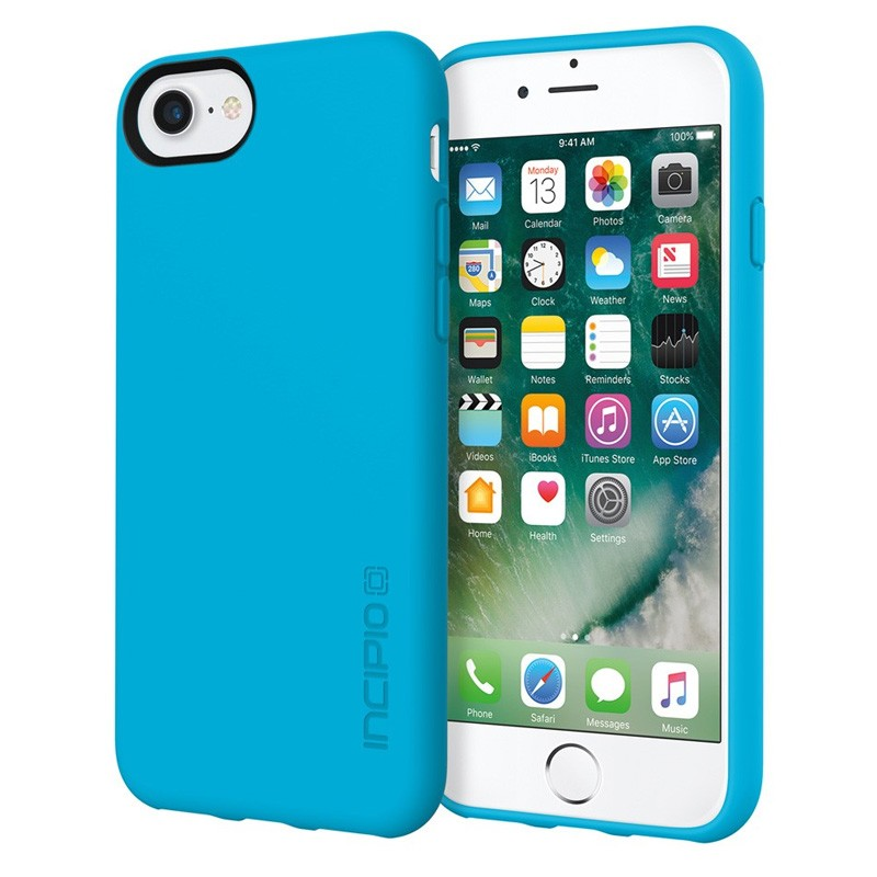 Incipio NGP Case iPhone 7 Cyan Blue - 1