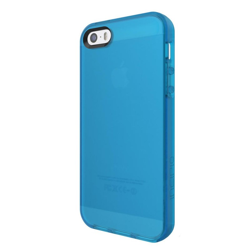 Incipio NGP iPhone SE / 5S / 5 Translucent Grey - 2