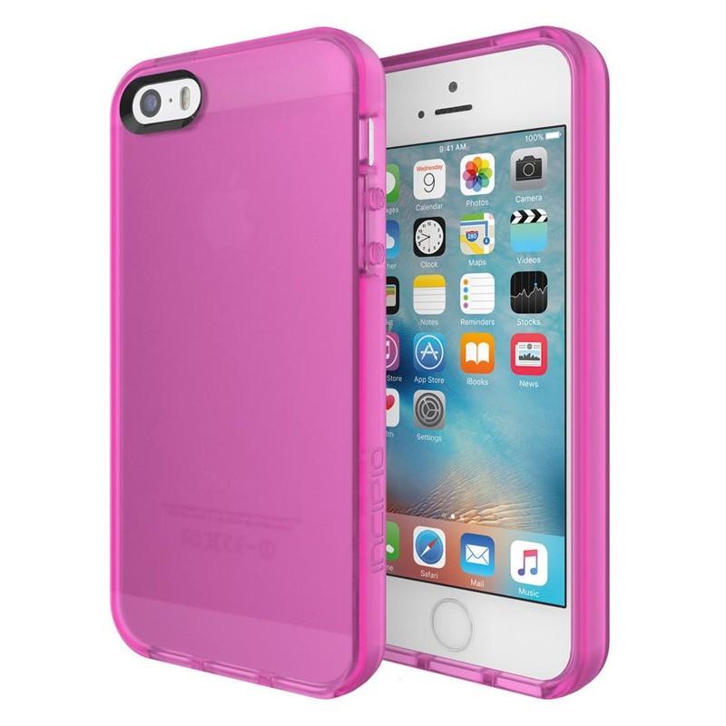 Incipio NGP iPhone SE / 5S / 5 Translucent Pink - 1