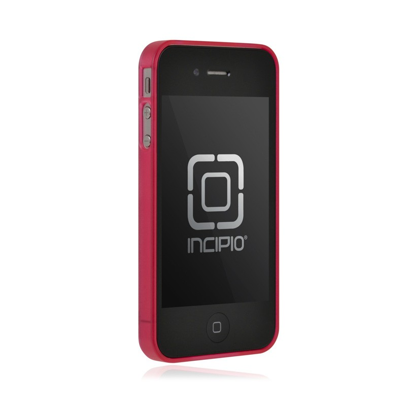 Incipio Le Deux iPhone 4(S) case black/pink 04