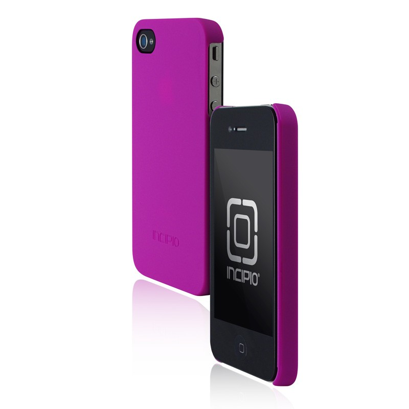 Incipio Feather iPhone 4(S) Bright Purple - 4