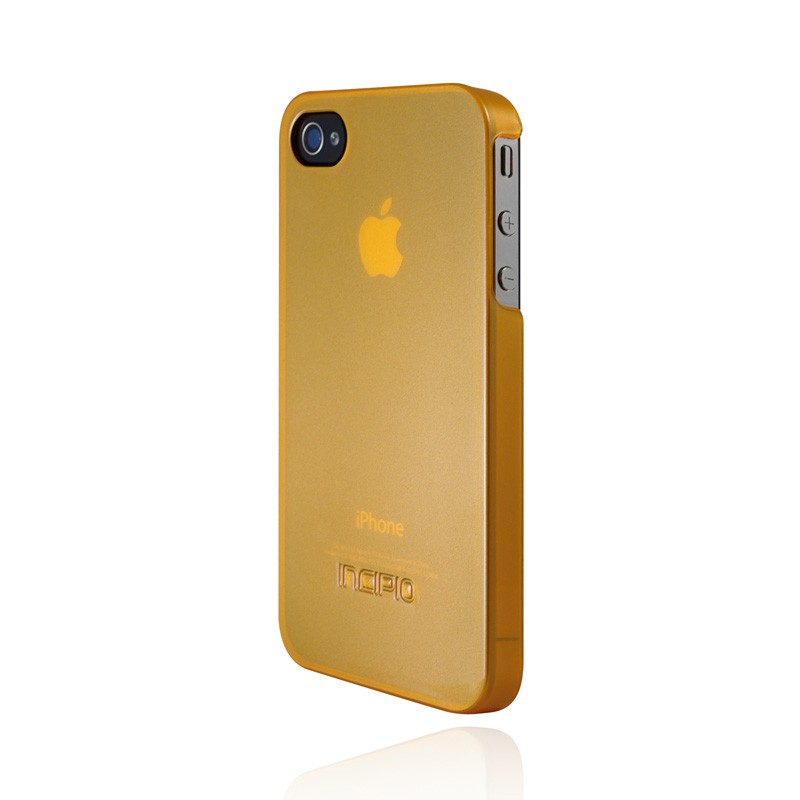 Incipio Feather iPhone 4(S) Metallic Orange - 1